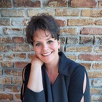 Tina Brewer, men's hair specialist, at Men's Den, Inc.