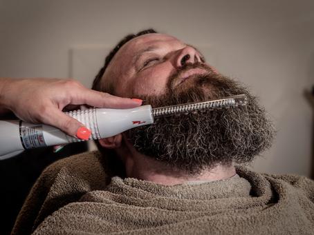 Tips to Fix a Patchy Beard | Men's Den, Inc.