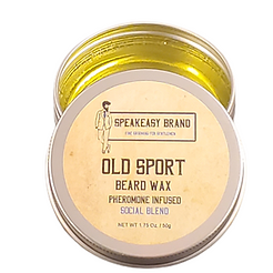 Speakeaqsy Brands Old Sport Beard Wax beard styling product
