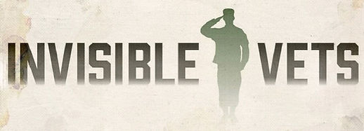 Logo of 501c3 organization Invisible Vets who assist veterans in need