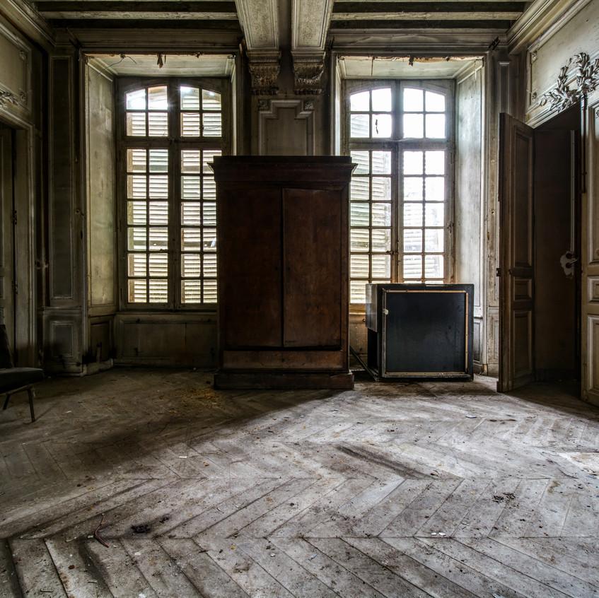 Urbex - Château de l'écrivain