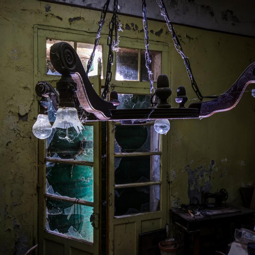 Urbex - Maison du phylosophe