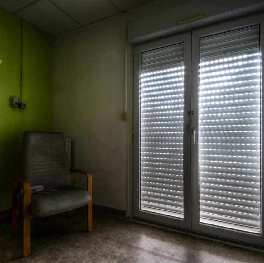 urbex - Clinique poumon d'acier