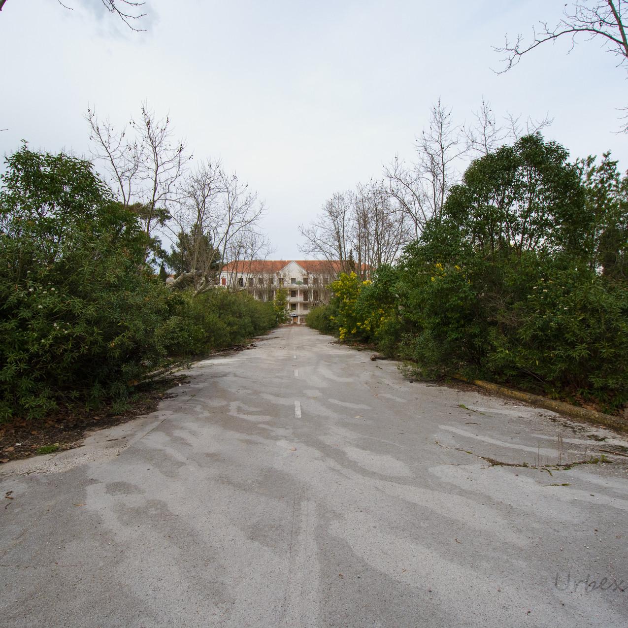 Sanatorium de la petite fée gothique 1