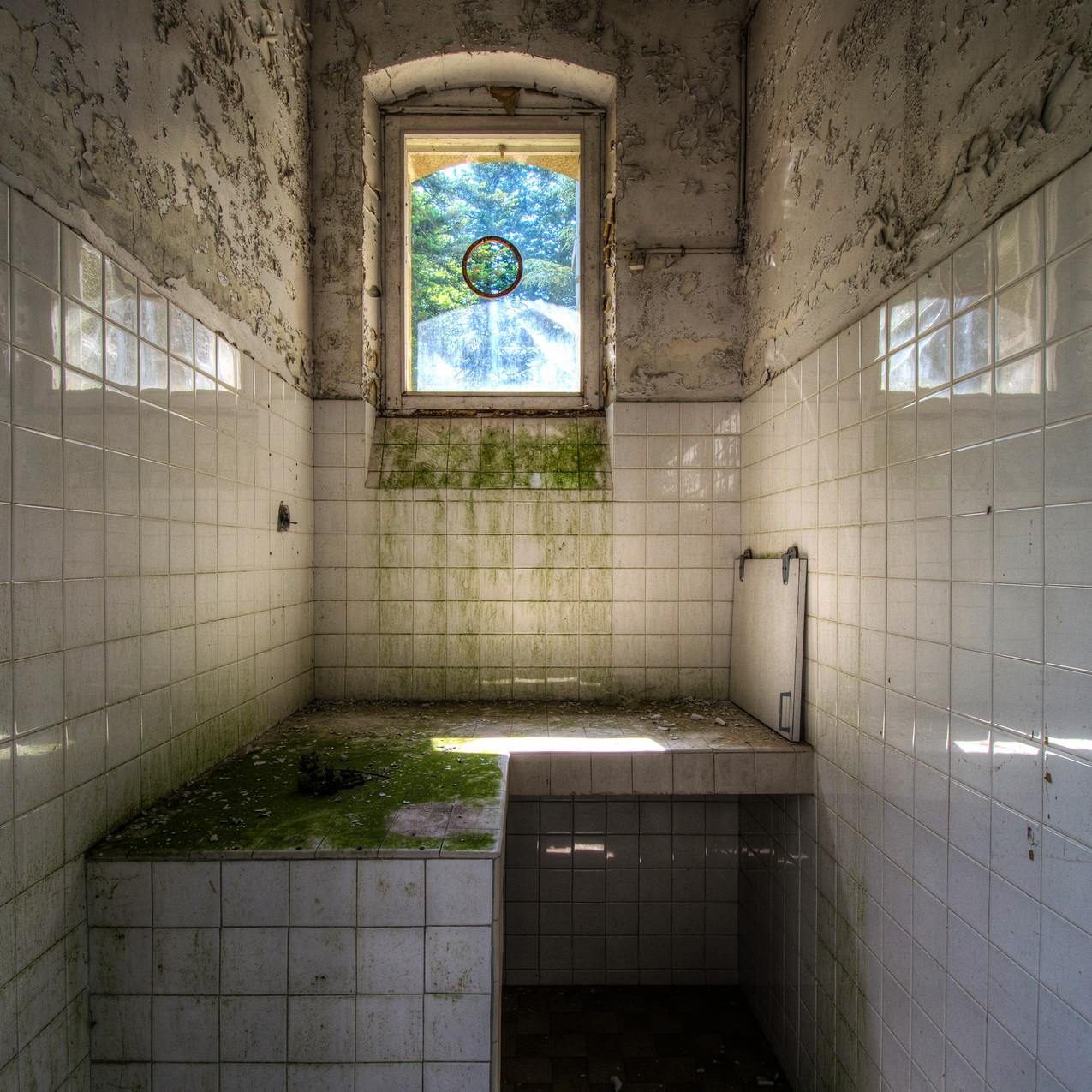 Urbex - Sanatorium aux tisanes