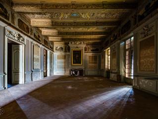 Château du Dr Strange (Lieu réhabilité)