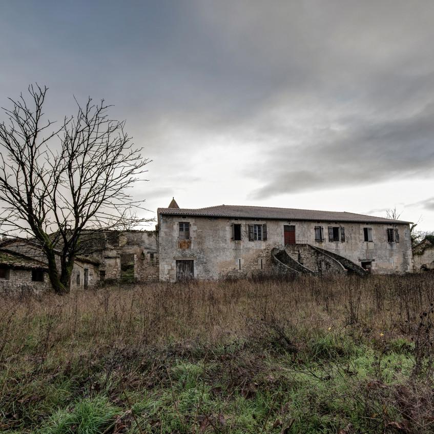 Urbex - Maison fer à cheval