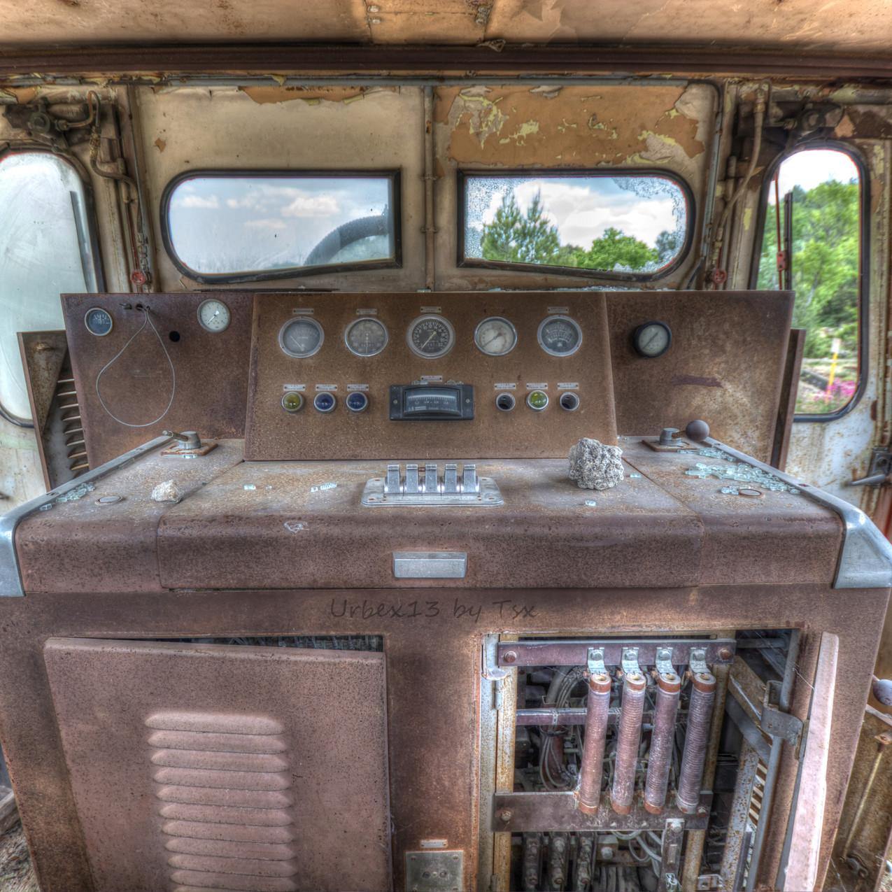 Cimetière du transporteur