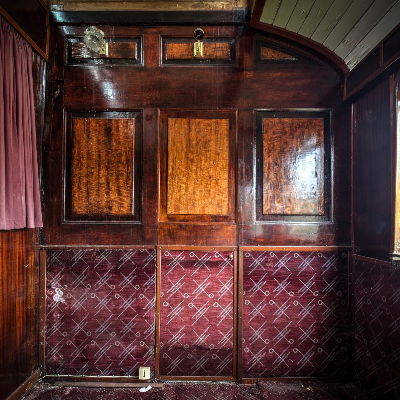Urbex - Cimetière du train boudin 11