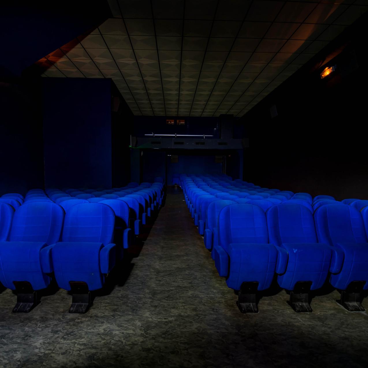 Urbex - Cinéma bleu (La meilleure place _)