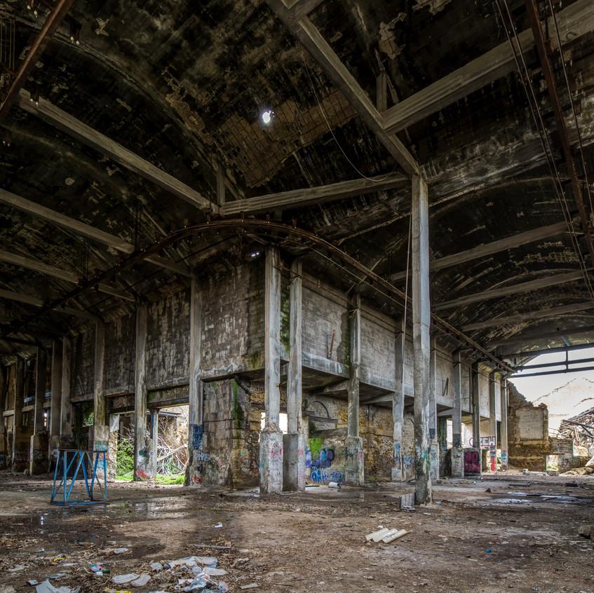 Urbex - La fabrique du farwest (3ème visite)