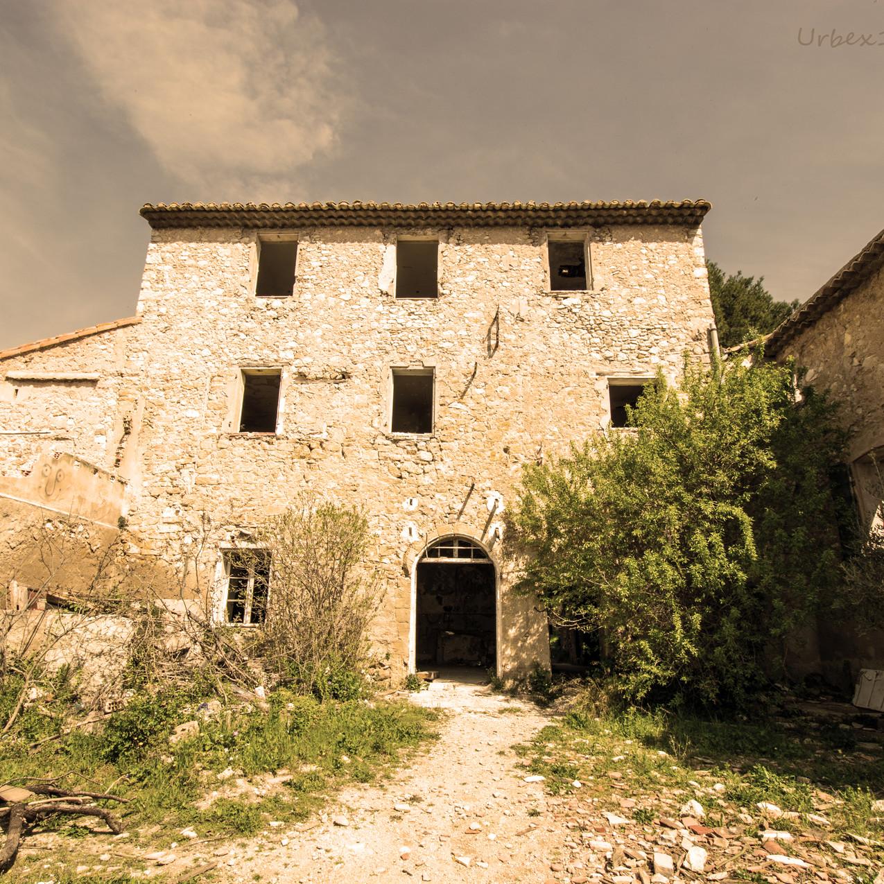 Urbex - Village d'essai 11