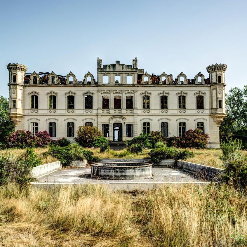 Urbex - Château du cerf