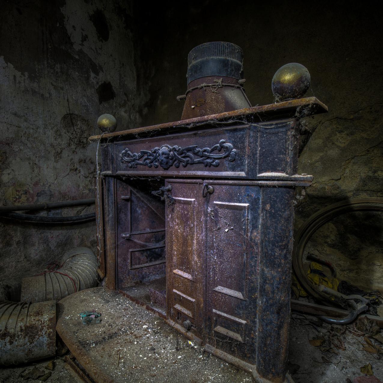 Urbex - Maison de l'angoisse