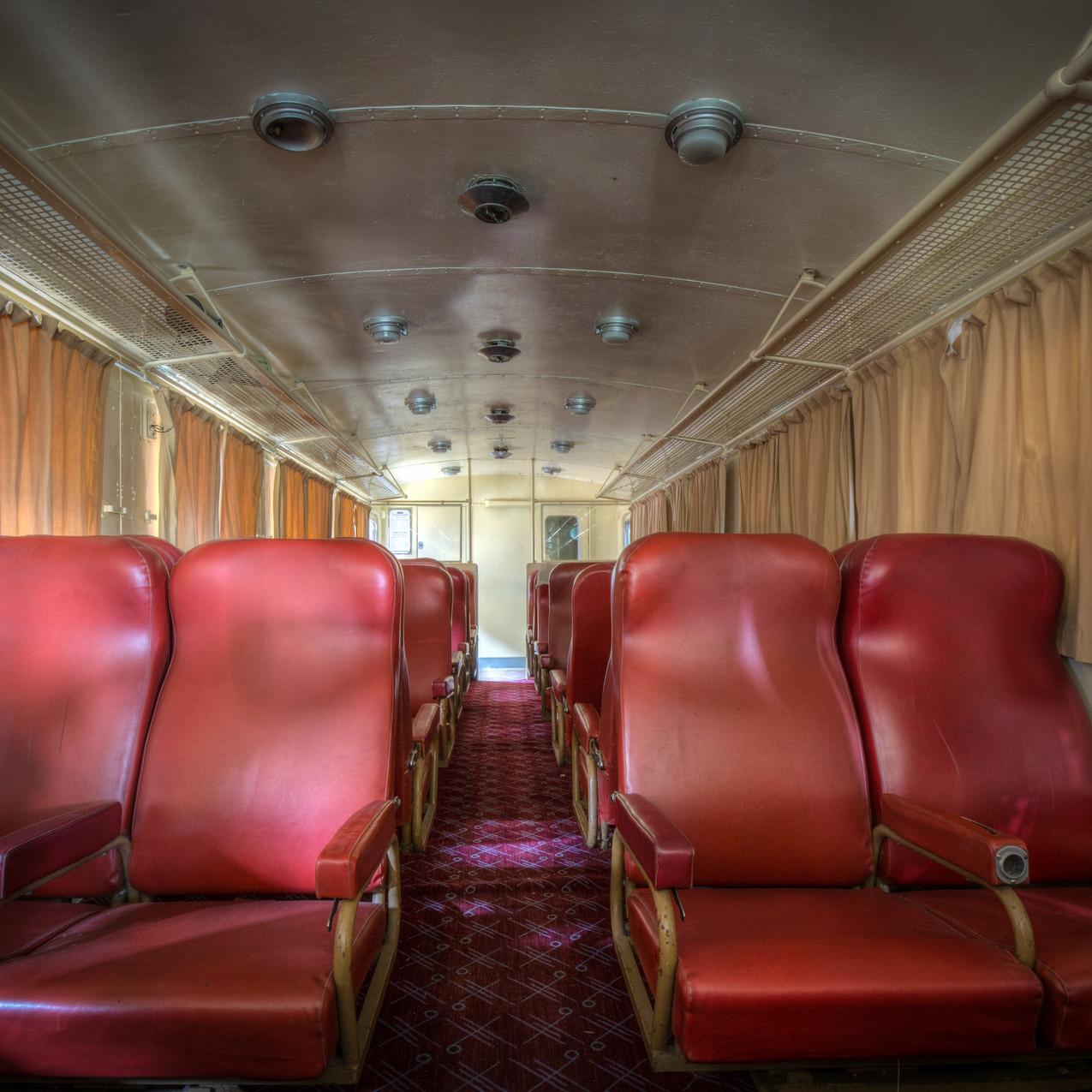 Urbex - Cimetière du train boudin 07