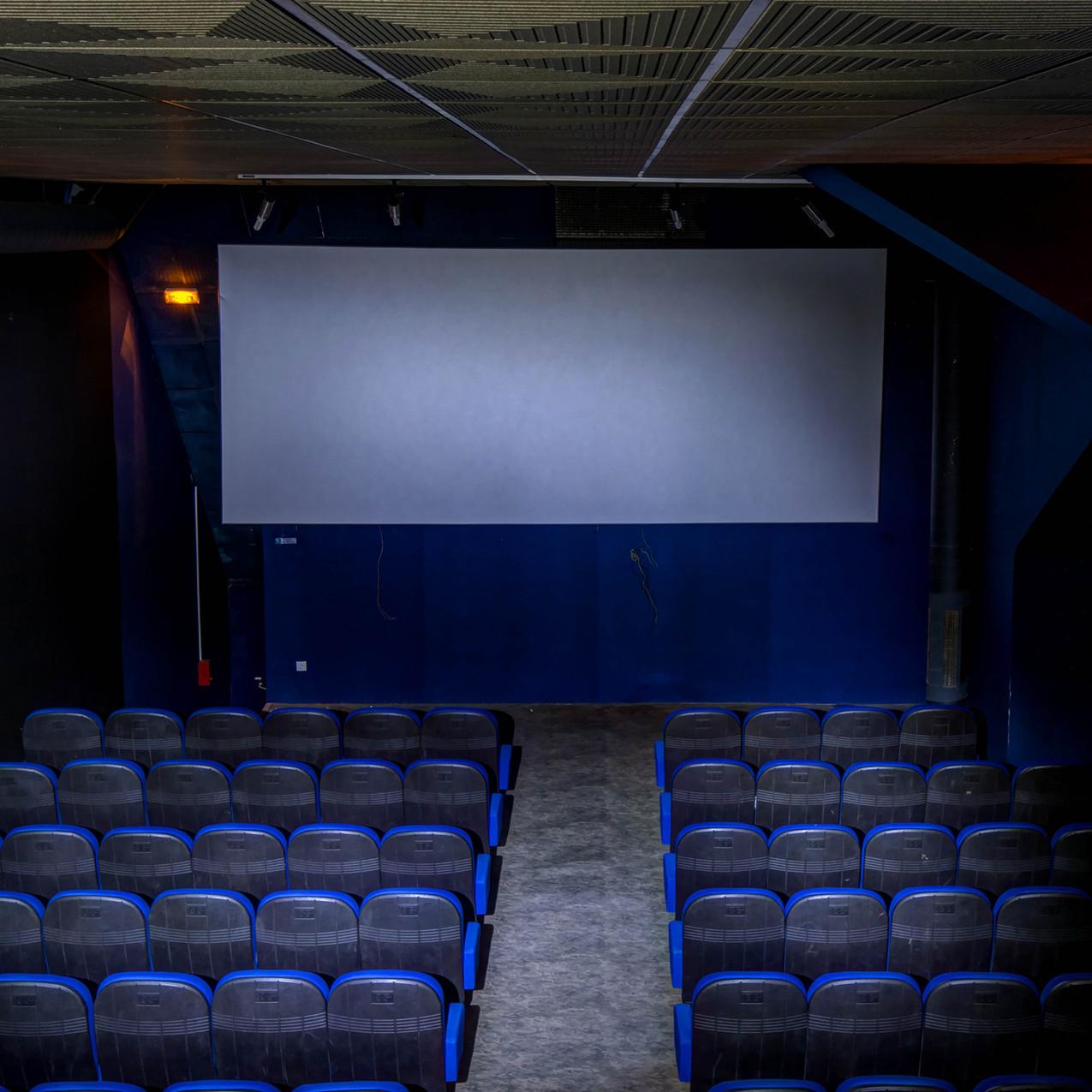 Urbex - Cinéma bleu 03