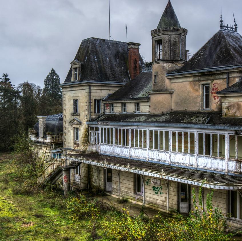Urbex - Château Astremoine (The Castle)
