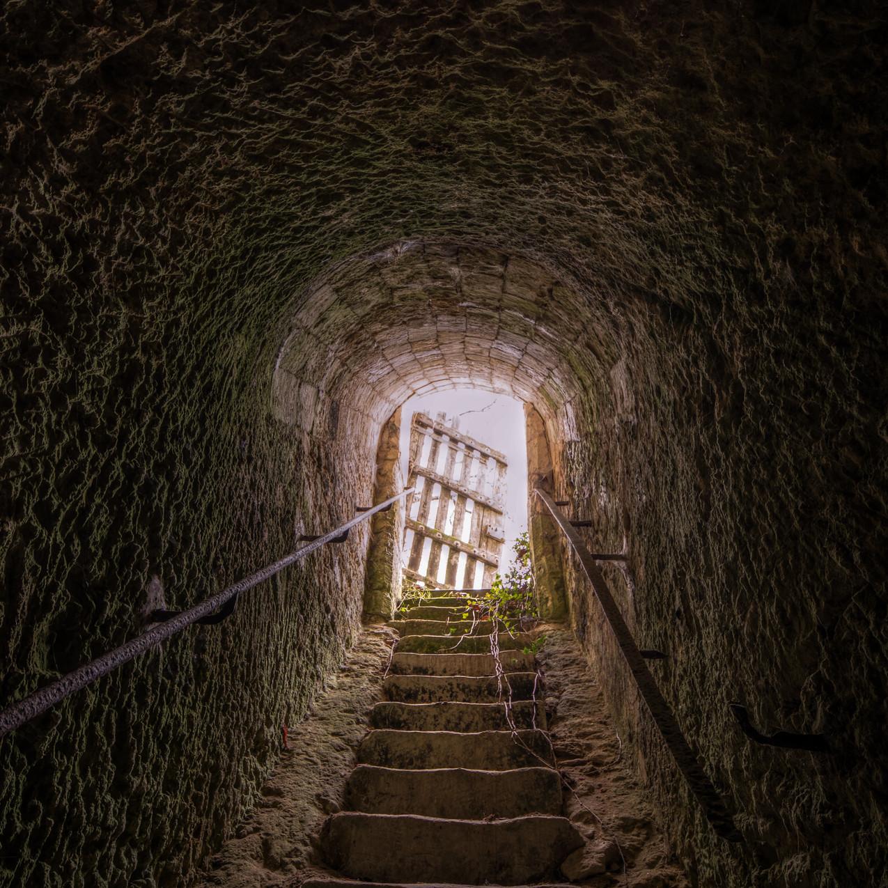 Urbex - La cave de l'ange