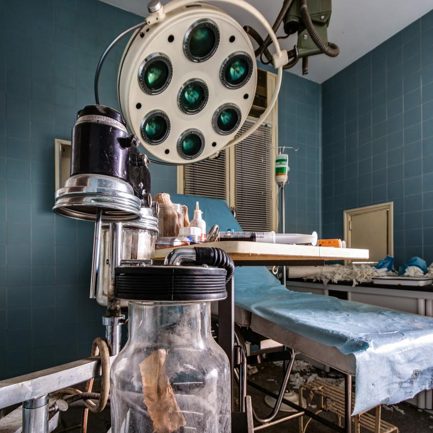 Urbex - Clinique du Dr Maboul