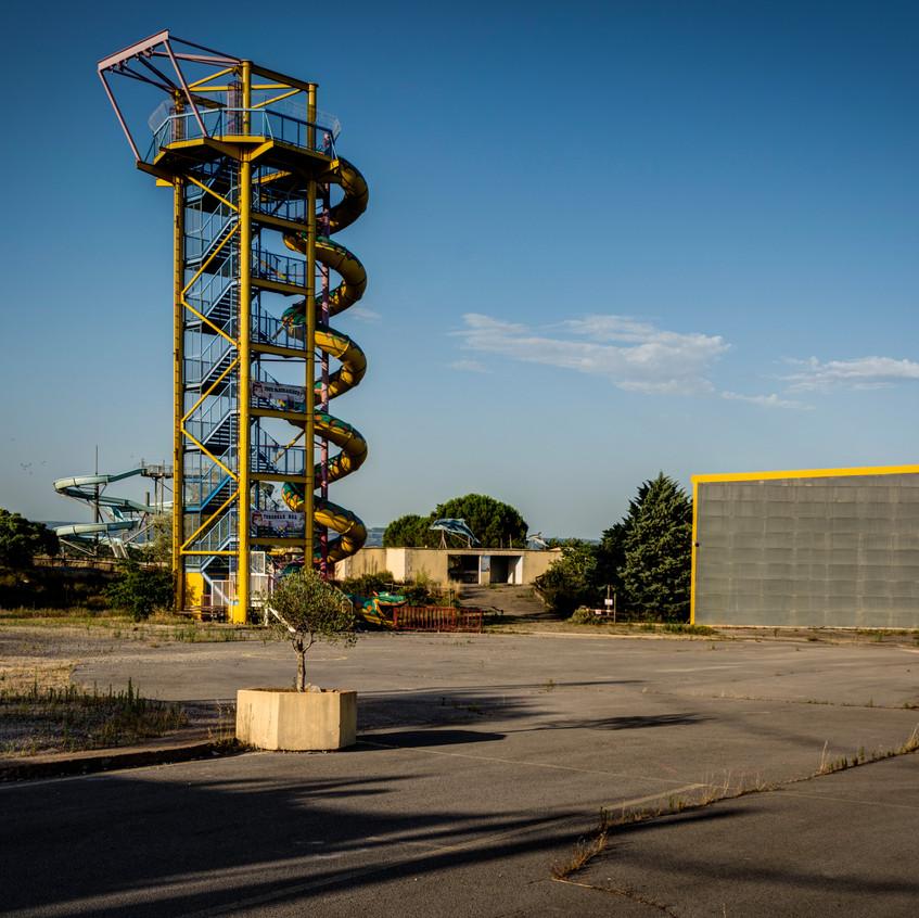 Urbex - Parc Aquatique