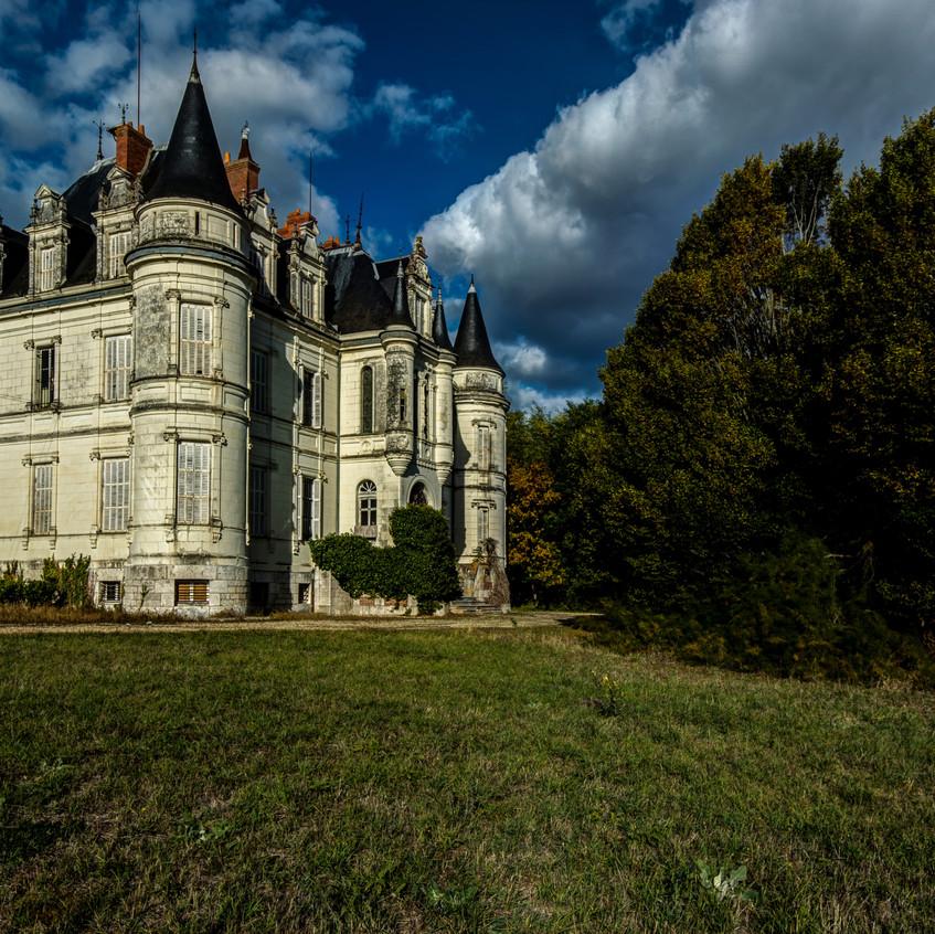 Urbex - Chateau aux papillons