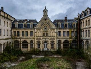 Hôpital des poilus