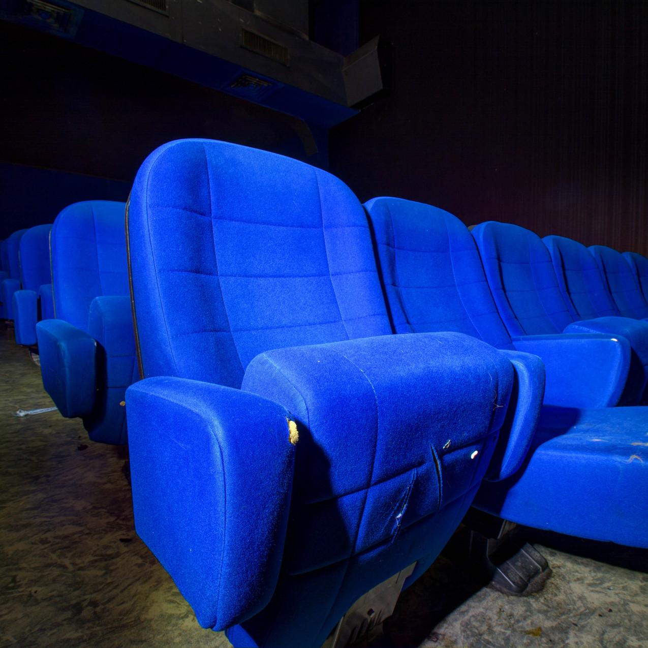 Urbex - Cinéma bleu 02