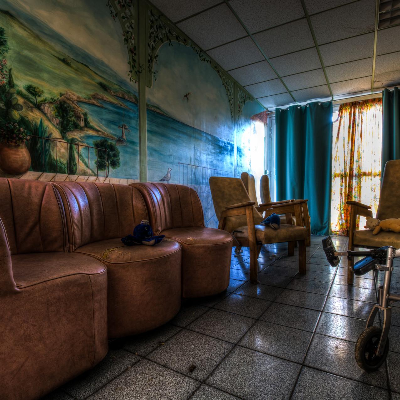 Urbex - Maison de retraite pour peluches