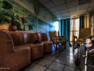 Maison de retraite pour peluches