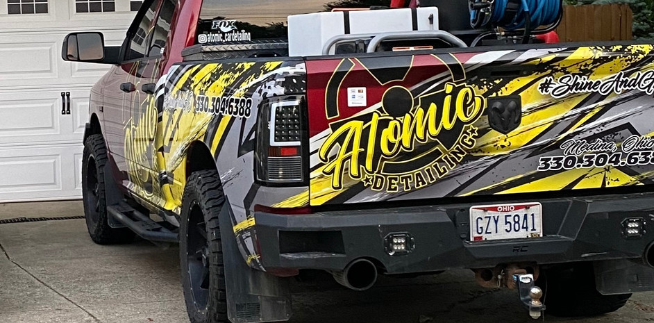Atomic Auto Detailing