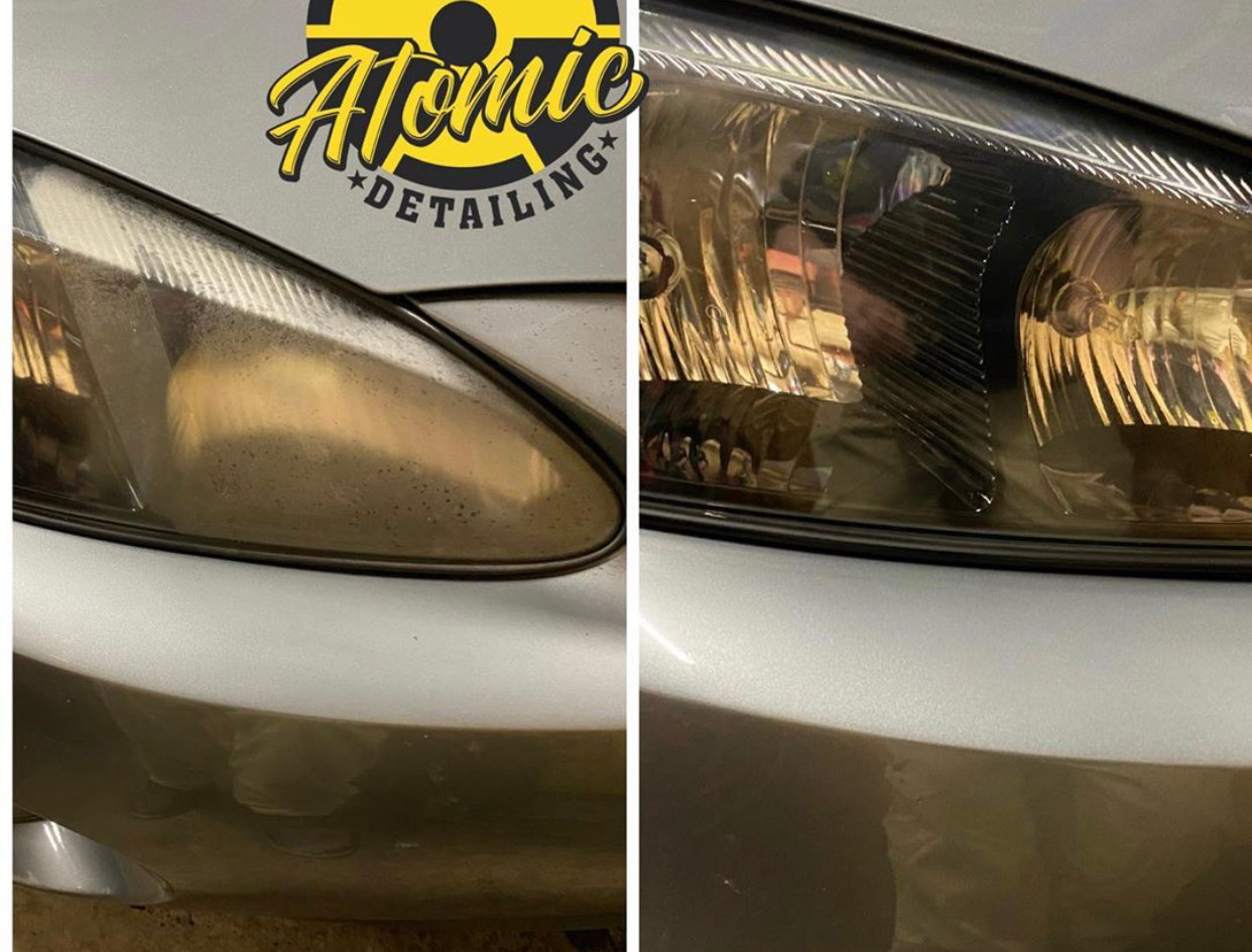 Head Light Restoration