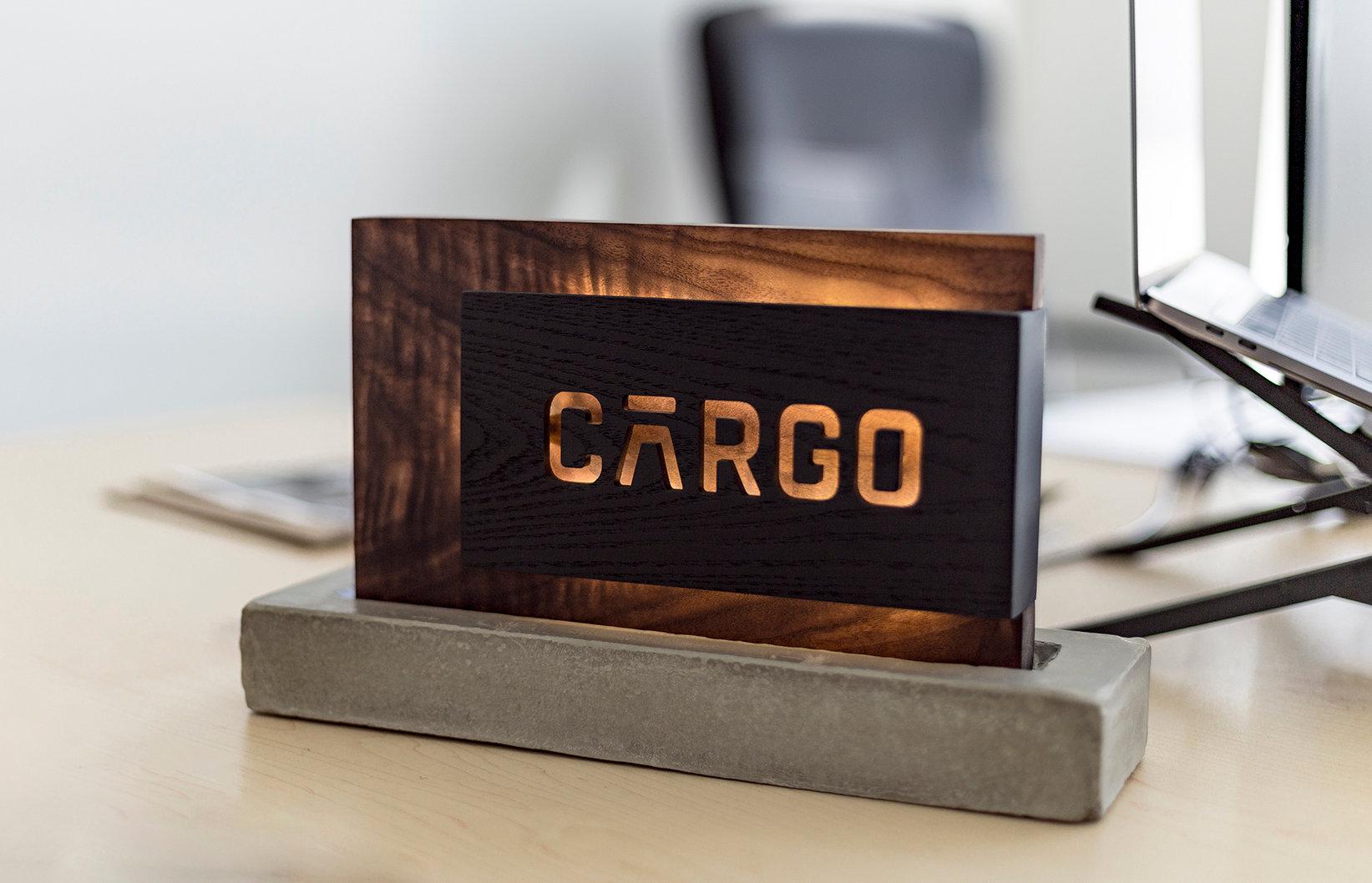 Rencontre avec Cargo/Meeting with Cargo