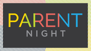 Reidsville High School Parent Night Invitation