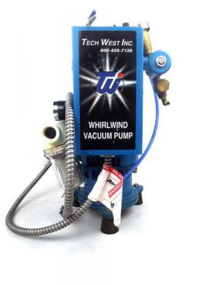 Tech West Whirlwind Liquid Vacuum