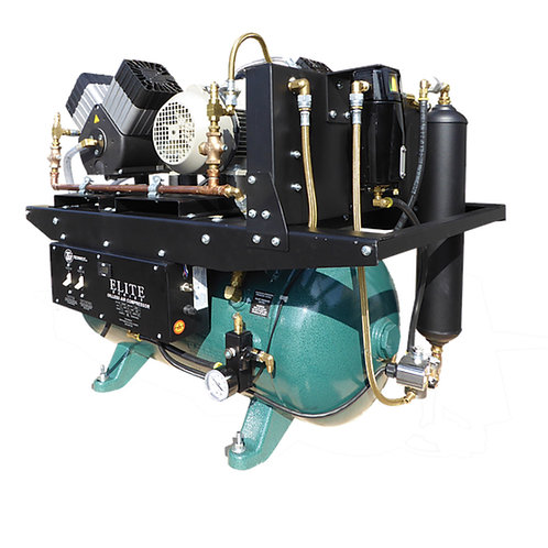 Tech West Ultra Clean Oilless Air Compressor