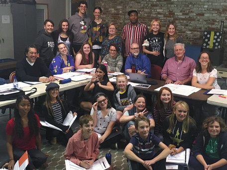 Rehearsals have begun for Oliver! And tickets are selling fast.