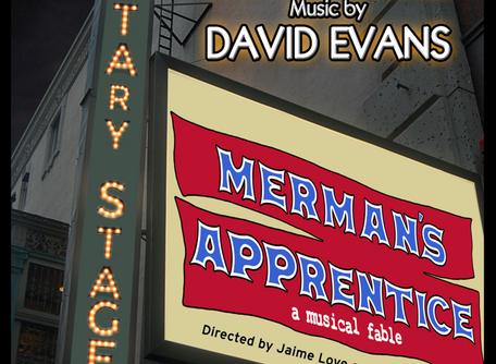 Announcing... Merman's Apprentice!