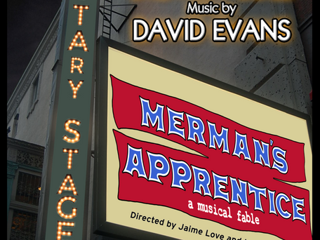 Announcing... Merman's Apprentice!