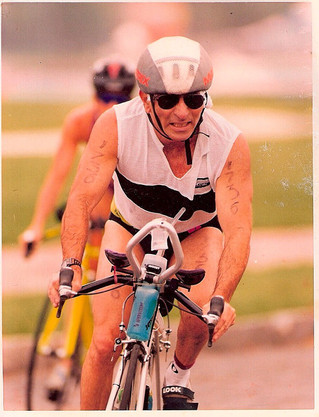 Client Feedback Rolfing ™ - Larry Kung Triathlete, Fitness Trainer, 50+ Cancer Survivor