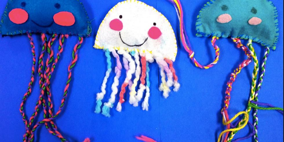 Tuesdays (Intermediate) Jellyfish Club