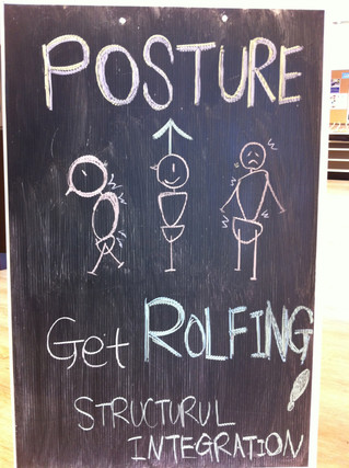 Rolfing Ten Series Session 6
