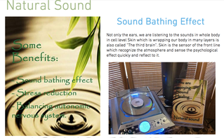 Natural Sound Bathing