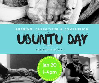 Ubunutu Day on Jan 26th,2018 ~Sound Healing Workshop~