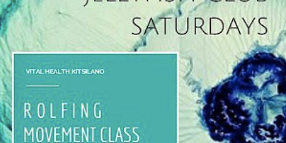 Saturdays (Intermediate) Jellyfish Club