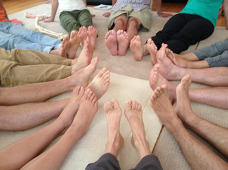 Rolfing™ + Yoga pre-class on July 23rd, 2016