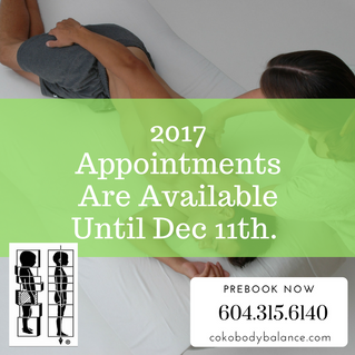 2017 Appointments Are Available Until Dec 11th