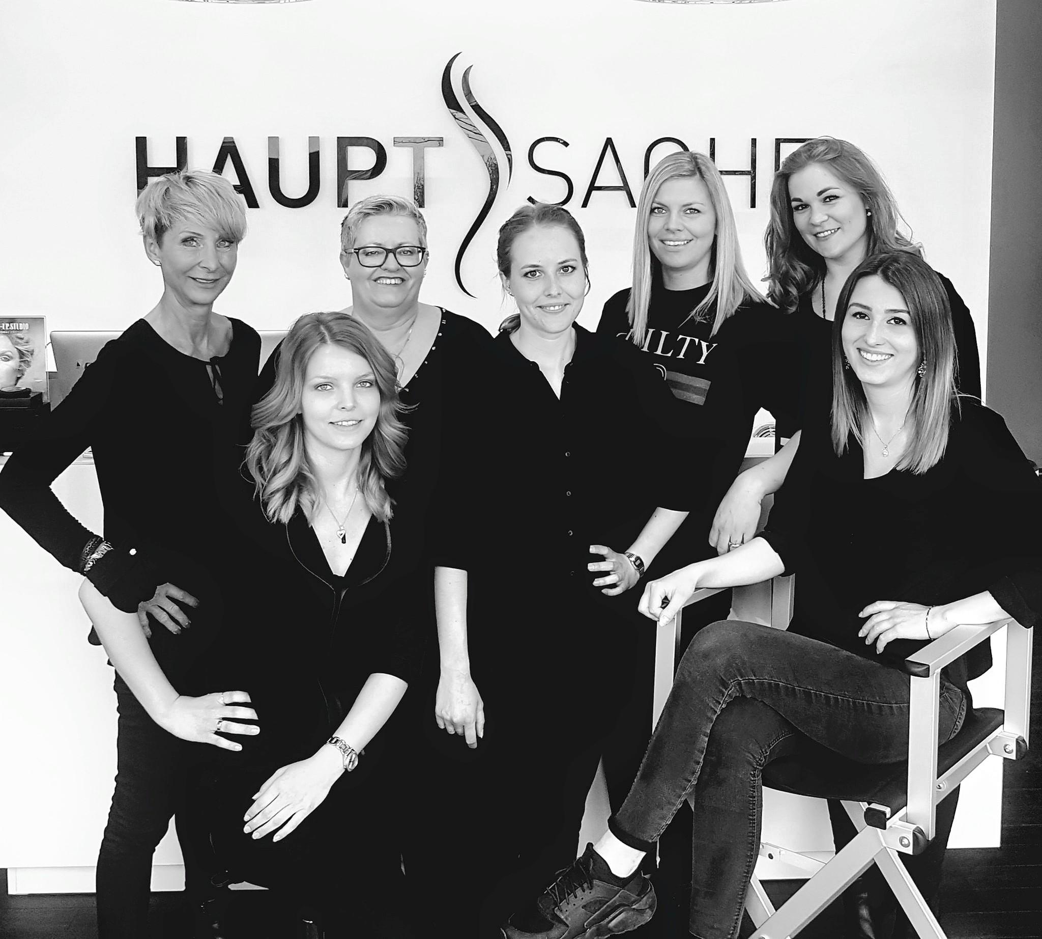 Team HAUPTSACHE Sursee 16.04.18
