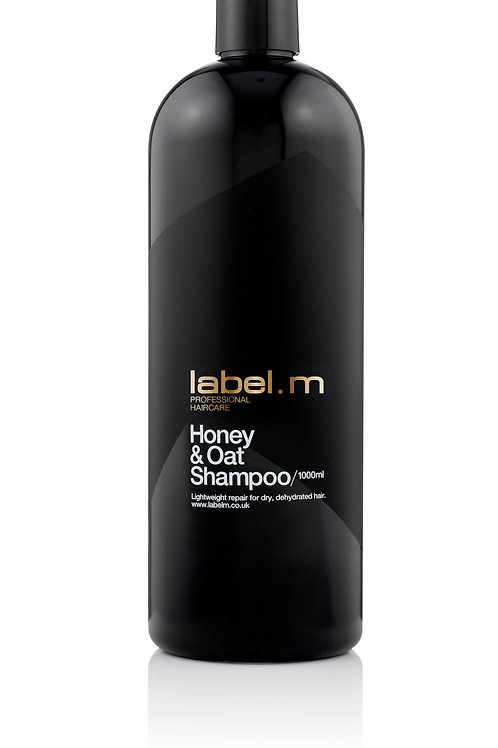 Label.m | Honey & Oat Shampoo 1000ml