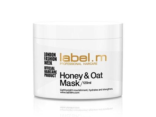 Label.m | Honey & Oat Mask 120ml