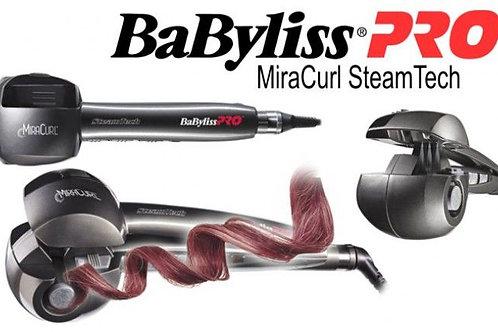 Babyliss Steam MiraCurl silber